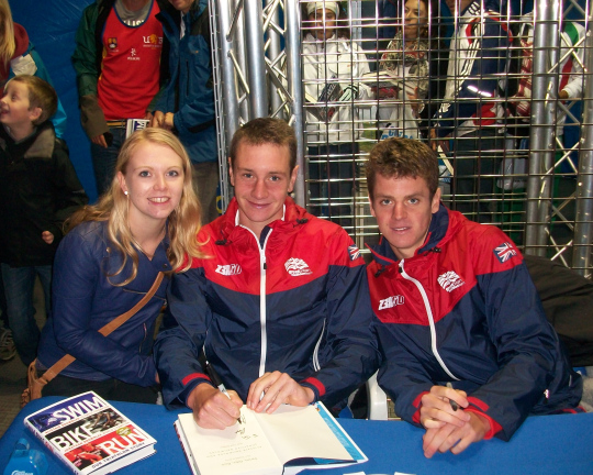 Jo and the Brownlees