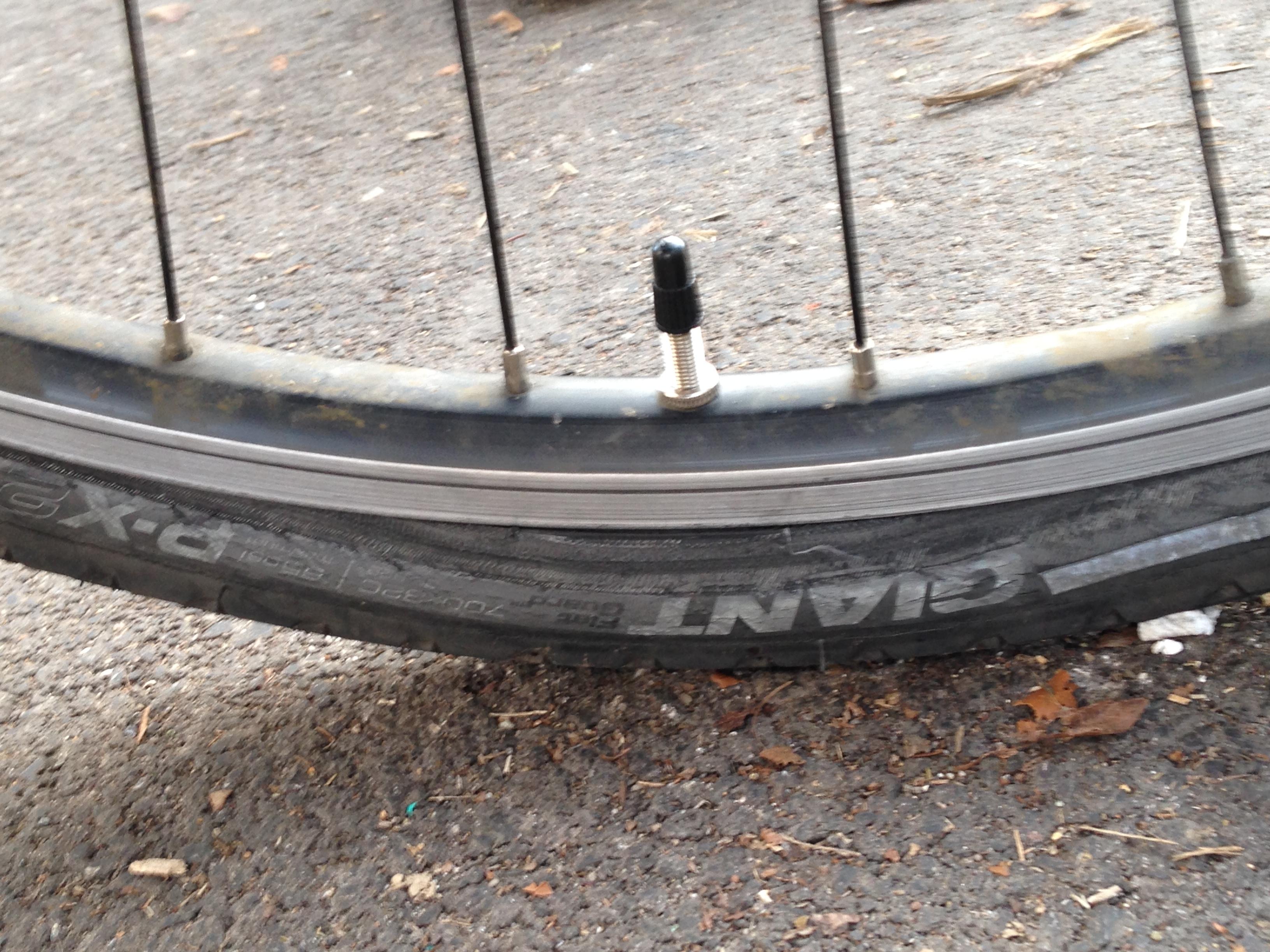 Continuing bike problems