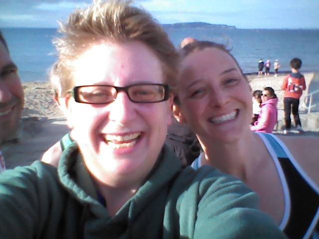 Selfie with Liz Gu Weymouth