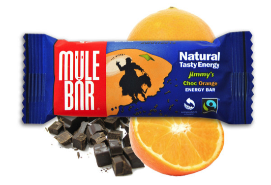 Mule bar chocolate orange