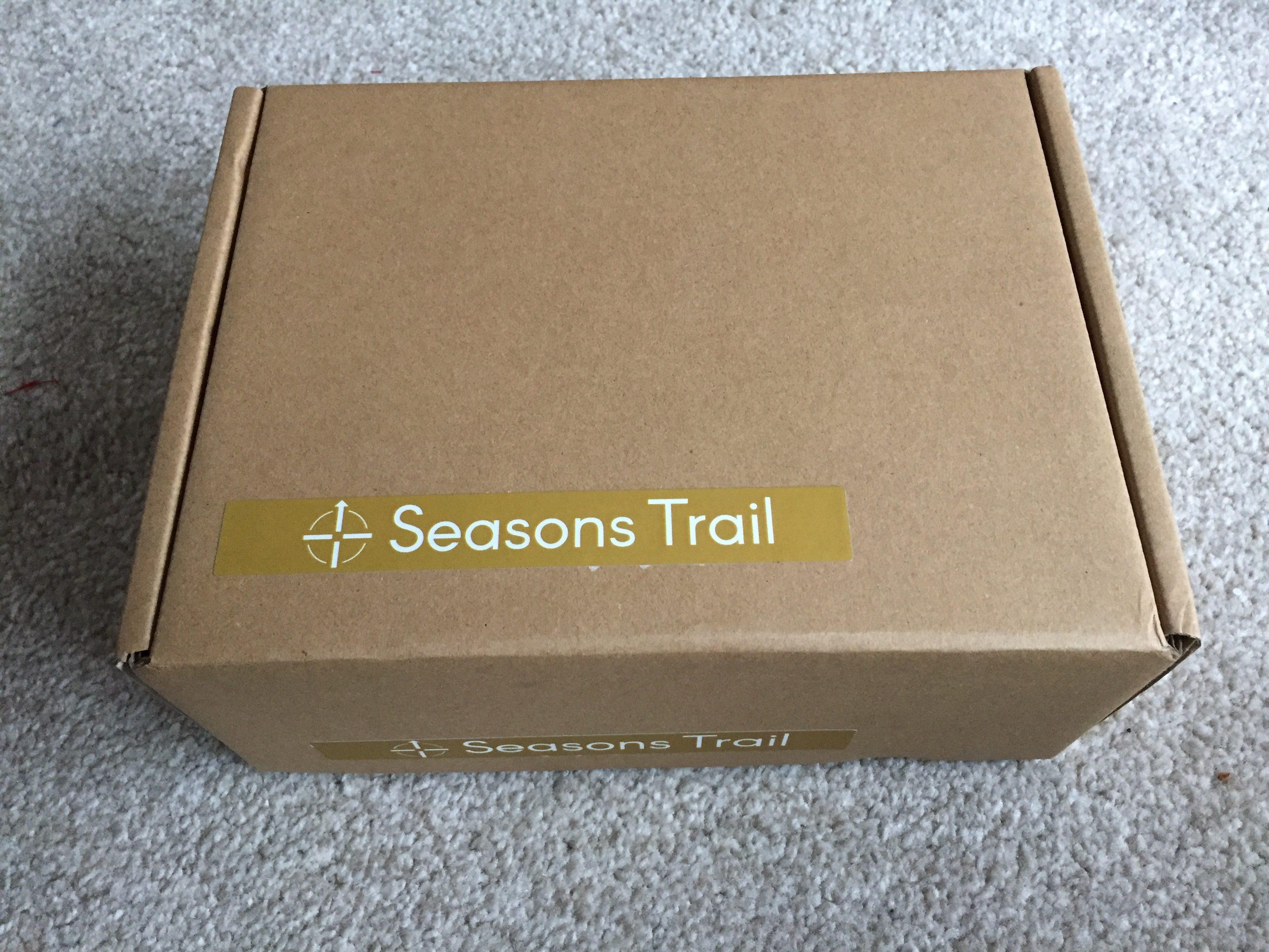 Seasons Trail box