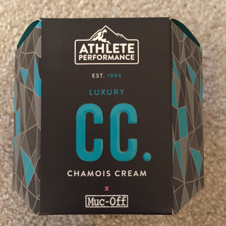 Chamois Cream box