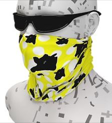 My parkrun challenges include getting a cow cowl