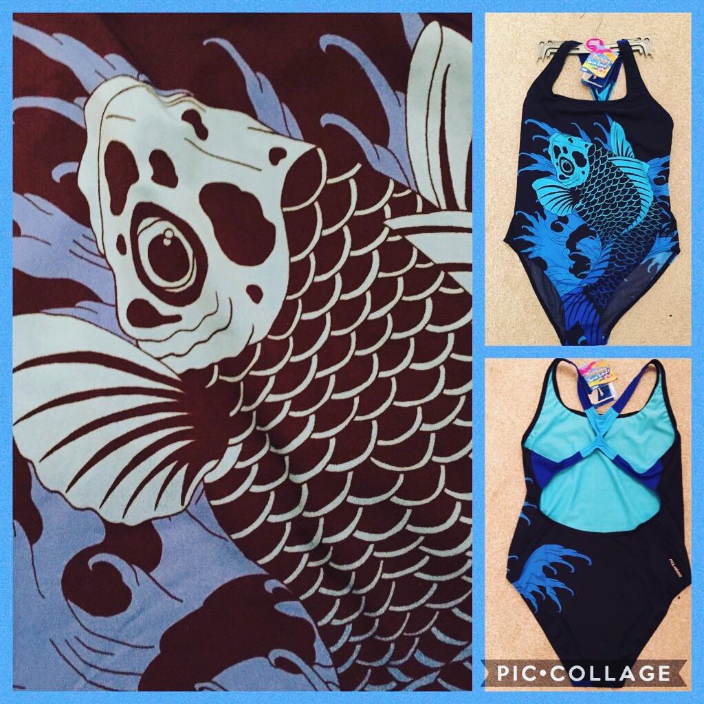 Zoggs swimming costume