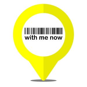 With Me Now podcast logo